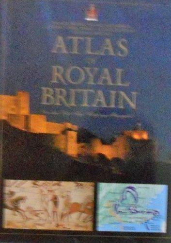 9780711203792: Atlas of Royal Britain