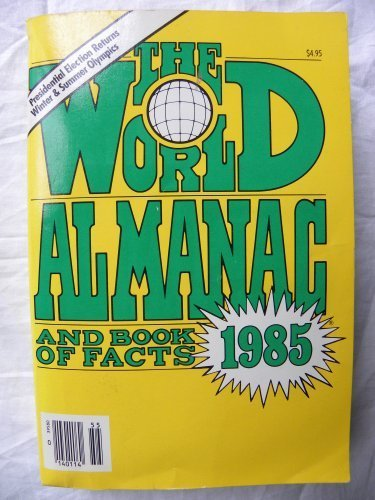 9780711204058: World Almanac and Book of Facts 1985
