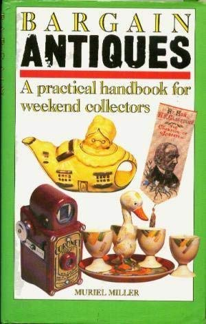 9780711204744: Bargain Antiques Handbook for Weekend Collectors