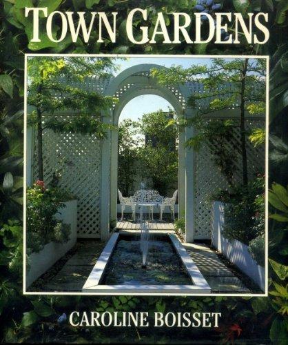 9780711205444: Town Gardens