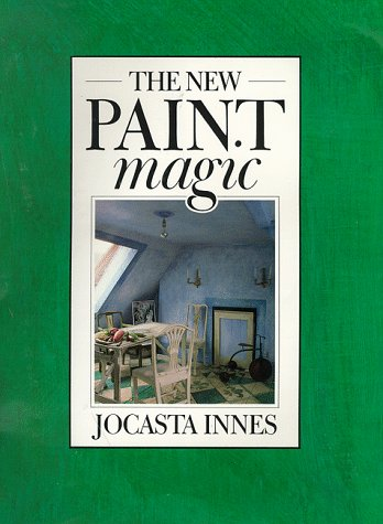 Paint Magic (0711207445) by Jocasta Innes