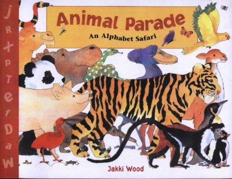 9780711207776: Animal Parade: Wildlife Alphabet