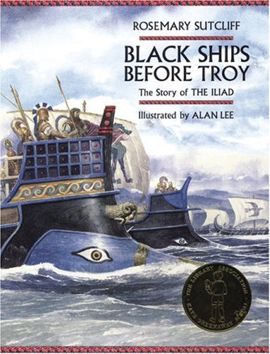 9780711207783: Black Ships Before Troy: The Story of the Iliad