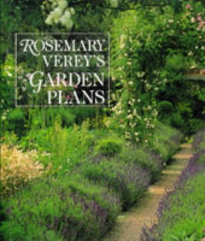 Rosemary Verey's Garden Plans (0711208107) by Rosemary Verey