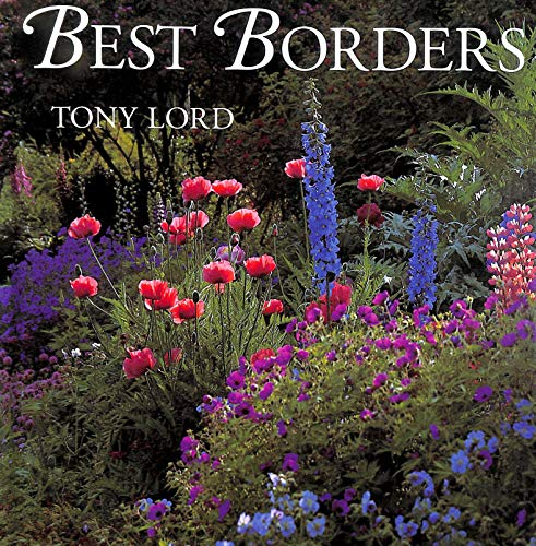 BEST BORDERS: TONY LORD