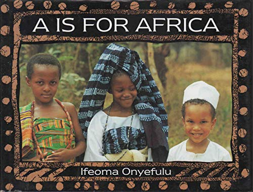 9780711208483: A. is for Africa