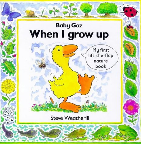 9780711208841: Baby Goz - When I Grow Up