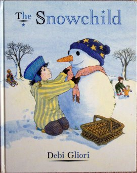 The Snowchild (9780711208933) by Gliori, Debi