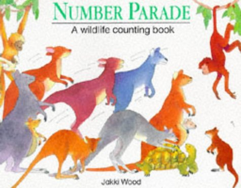 9780711209053: Number Parade (A Wildlife Counting Book)