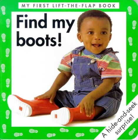 Find My Boots! (Surprise, Surprise! Board Books): MacKinnon, Debbie