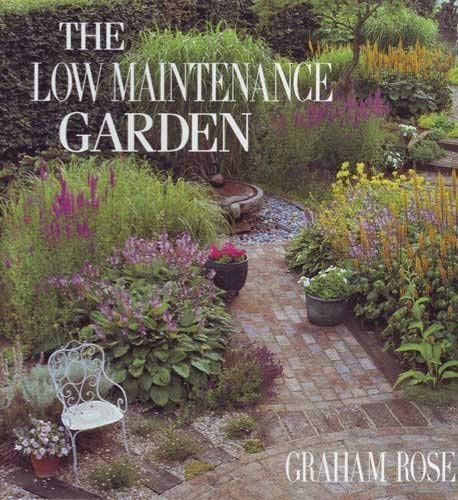 9780711209244: The Low Maintenance Garden