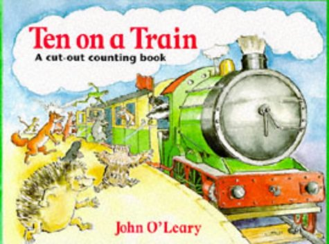 9780711210417: Ten on a Train