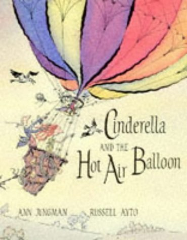 9780711210516: Cinderella & Hot Air Balloon