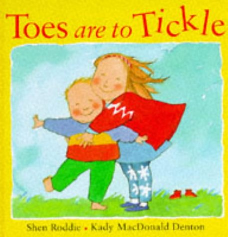 9780711211100: Toes are to Tickle
