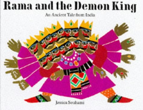 9780711211117: Rama and the Demon King: A Tale of Ancient India