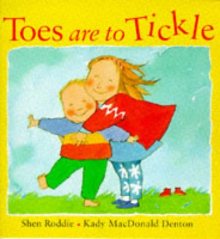 9780711211124: Toes are to Tickle