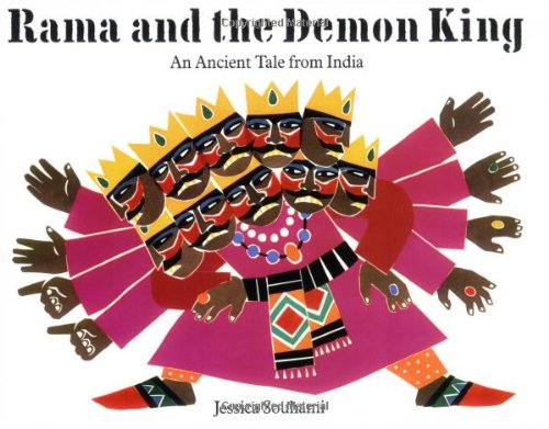 9780711211582: Rama and the Demon King: A Tale of Ancient India
