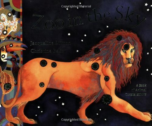 9780711213197: Zoo in the Sky: A Book of Animal Constellations