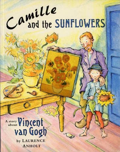 9780711214149: Camille and the Sunflowers Big Book (Anholt's Artists)