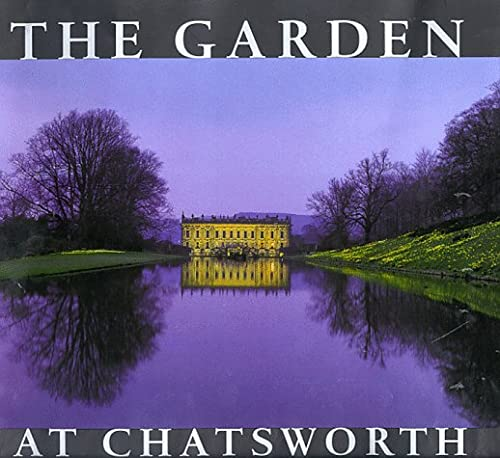 The Garden at Chatsworth. [Signed by Deborah: The Duchess of
