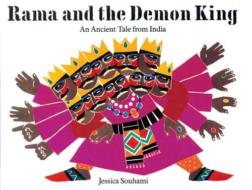 Rama and the Demon King Big Book: A Tale of Ancient India (0711214484) by Souhami, Jessica