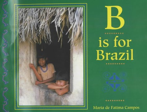 9780711214798: B is for Brazil