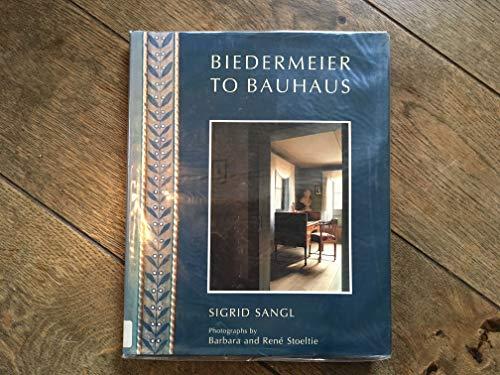 9780711214989: Biedermeier to Bauhaus: Authentic German Decor