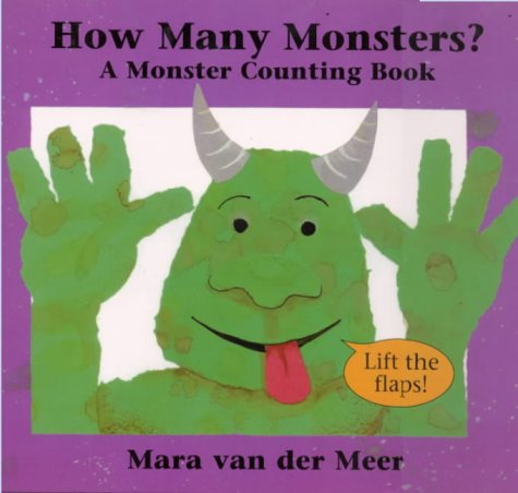 9780711214996: How Many Monsters?: A Monster Counting Book