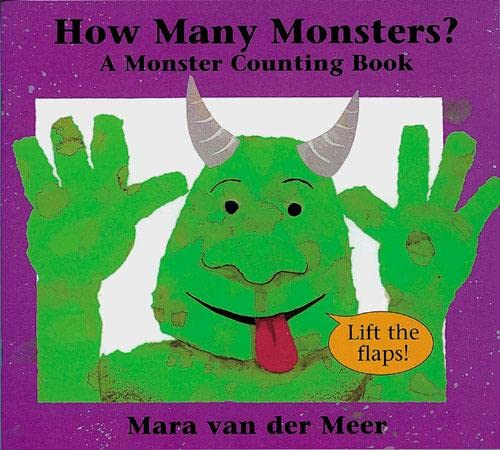 9780711215009: How Many Monsters: A Monster Counting Book