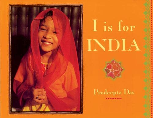 9780711215399: I is for India Big Book (World Alphabets)