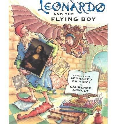 9780711215627: Leonardo and the Flying Boy