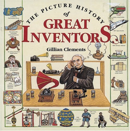 9780711216051: The Picture History of the Great Inventors