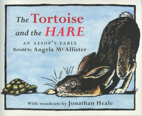 9780711217317: The Tortoise and the Hare: An Aesop's Fable