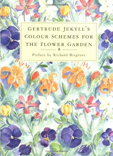 9780711217928: Gertrude Jekyll's Color Schemes for the Flower Garden
