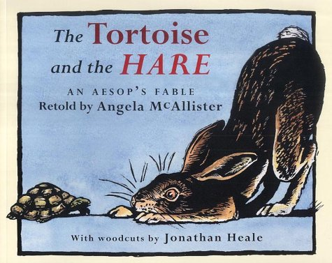 9780711218055: The Tortoise and the Hare: An Aesop's Fable