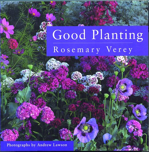 Good Planting (0711218293) by Verey, Rosemary