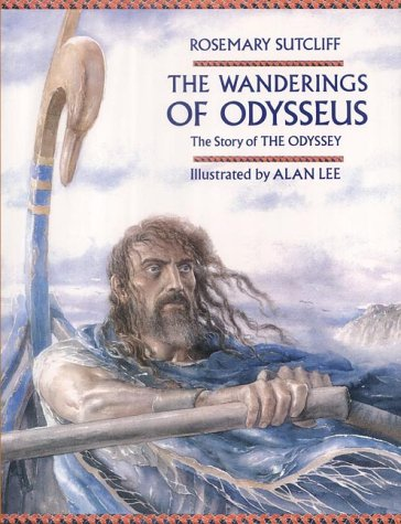 9780711218468: The Wanderings of Odysseus: The Story of the Odyssey