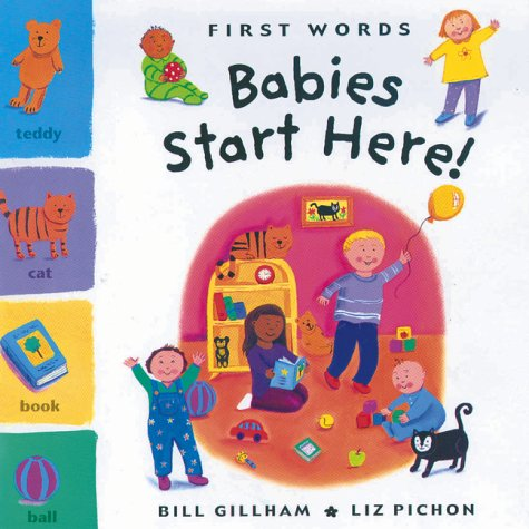 9780711218475: Babies Start Here: First Words