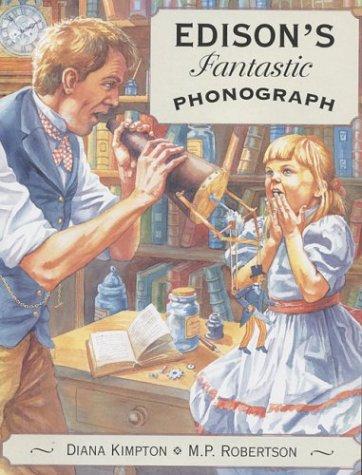 9780711218642: Edison's Fantastic Phonograph