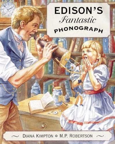 9780711218659: Edison'S Fantastic Phonograph