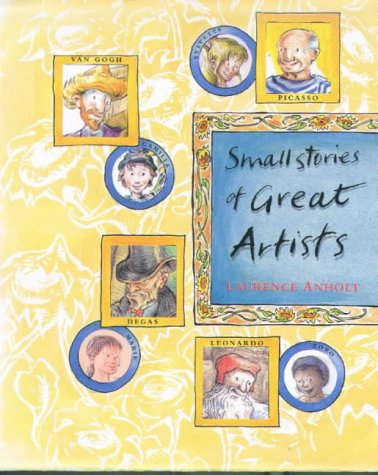 9780711219281: Small Stories of Great Artists