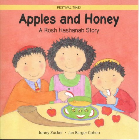9780711219298: Apples and Honey: A Rosh Hashanah Story (Festival Time!)