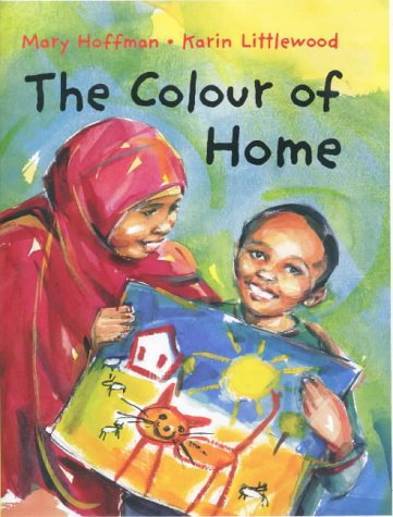 The Colour of Home: Mary Hoffman