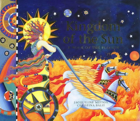 9780711219472: Kingdom of the Sun: A Book of the Planets