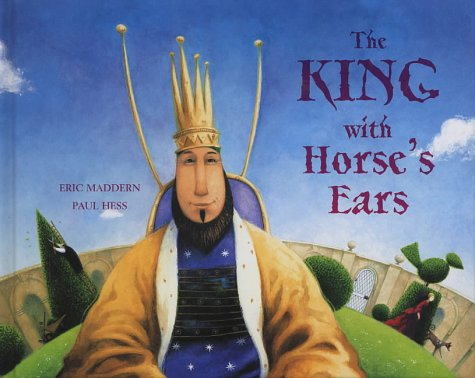9780711219571: King With Horse's Ears