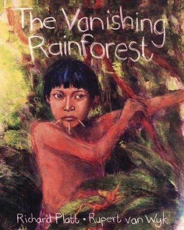 9780711219601: The Vanishing Rainforest