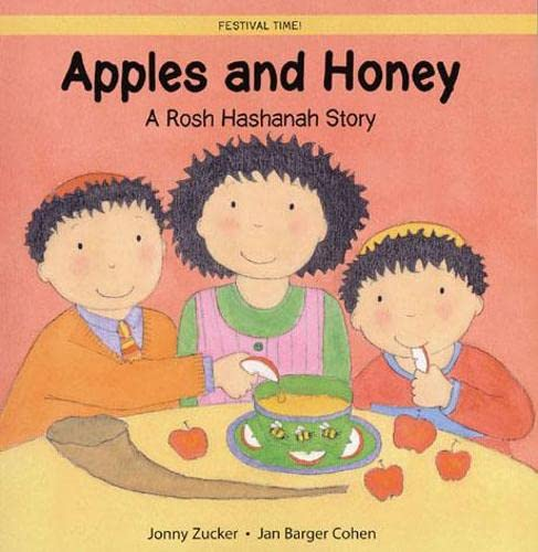 9780711220164: Apples and Honey: A Rosh Hashanah Story (Festival Time!)