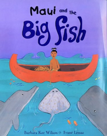 Maui and the Big Fish: A Polynesian