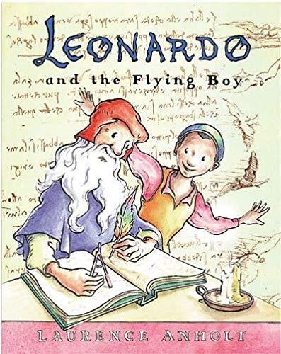 9780711221321: Leonardo and the Flying Boy (Anholt's Artists)