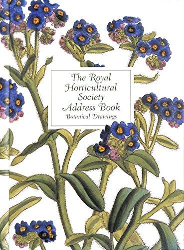 9780711221376: The Royal Horticultural Society Address Book: Botanical Drawings - John Lindley 1799-1865 (RHS)